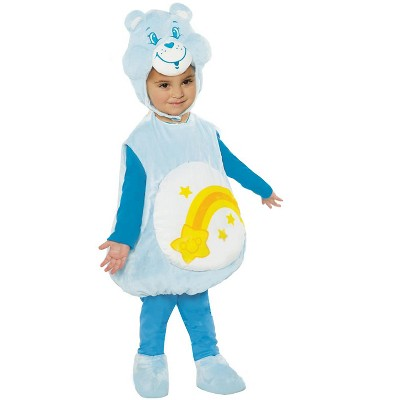 Care Bears Wish Bear Belly Baby Toddler Costume