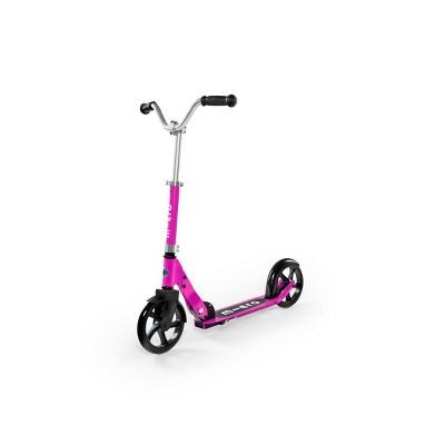 Micro Kickboard Cruiser 3 Wheel Kick Scooter - Pink
