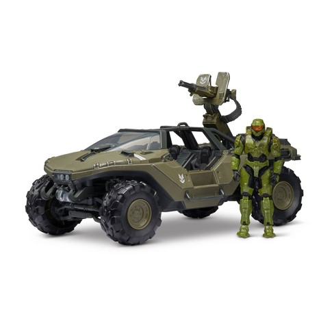 "HALO Deluxe Vehicle and 3.75"" Figure - image 1 of 4"