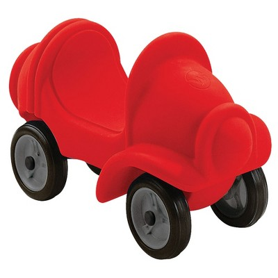 Wesco Small People Red Riding Car