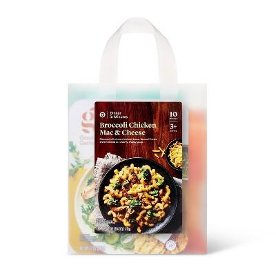 Chicken & Broccoli Macaroni and Cheese Meal Bag - 52oz