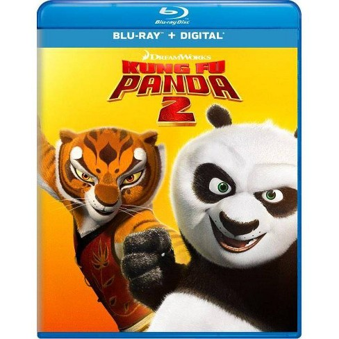Kung Fu Panda 2 Blu Ray Target