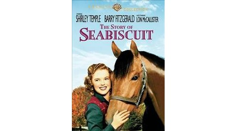 Story Of Seabiscuit (DVD) - image 1 of 1