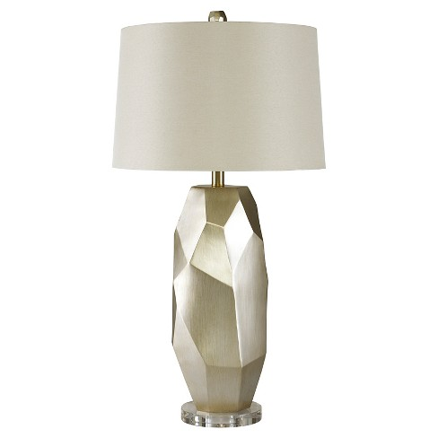 Darda Table Lamp Silver (Lamp Only) - Signature Design by Ashley - image 1 of 2