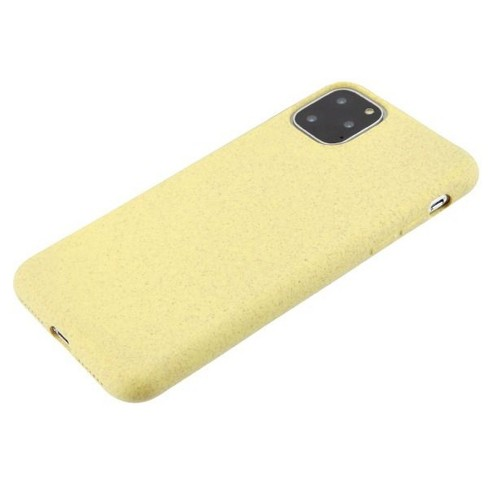 Valor Smooth Scratch-Resistant Hard Snap-in Case Cover compatible with Apple iPhone 11 Pro Max, Yellow - image 1 of 1