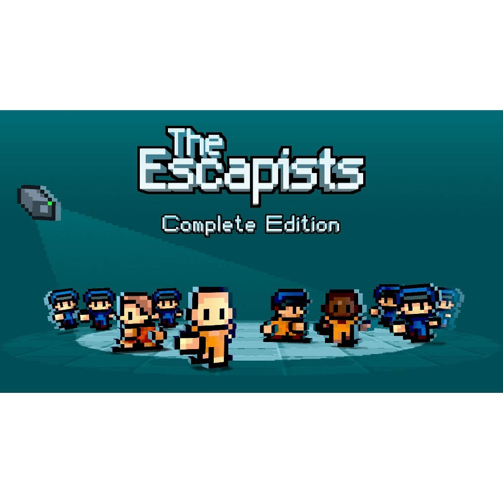 The Escaptists Complete Edition Nintendo Switch Digital