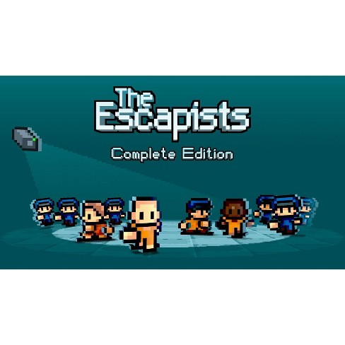 The Escaptists: Complete Edition - Nintendo Switch (Digital) - image 1 of 4