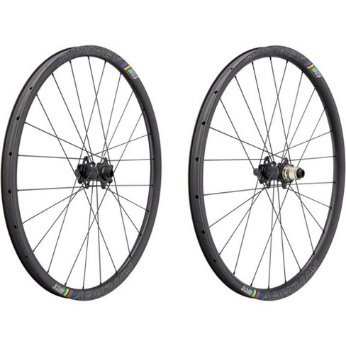 Ritchey WCS Carbon Vantage Tubeless 29 Wheelset: 110x15mm, 148x12mm, XD, Black - image 1 of 3