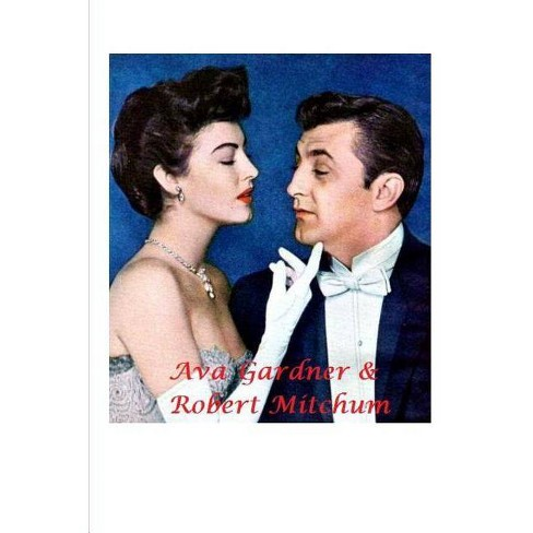 Ava Gardner and Robert Mitchum - by  Vincent Price (Paperback) - image 1 of 1