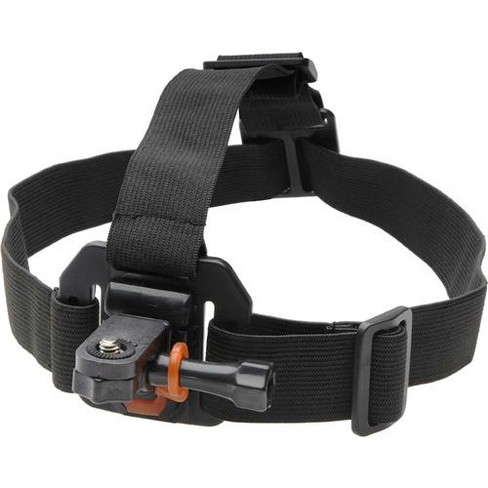 Vivitar Pro Series Head Strap Mount for GoPro and All Action Camera - image 1 of 1