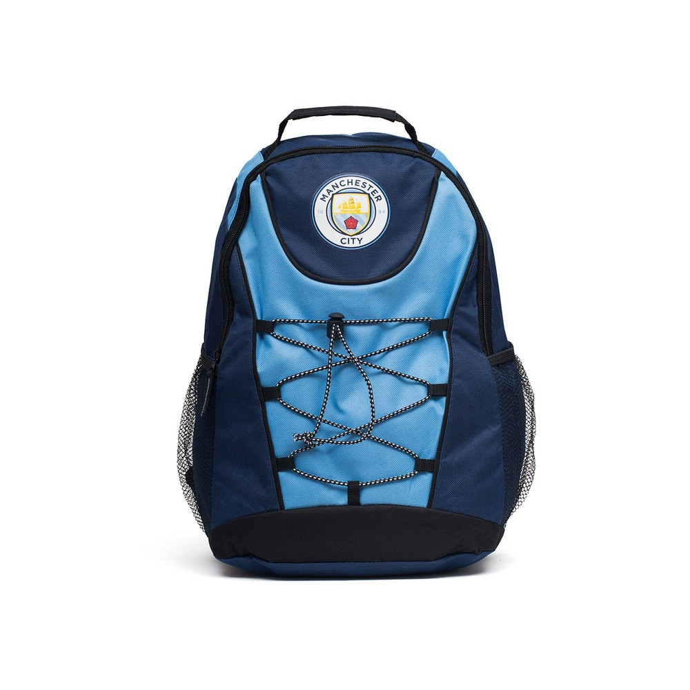 Fifa Manchester City F C Bungee Backpack