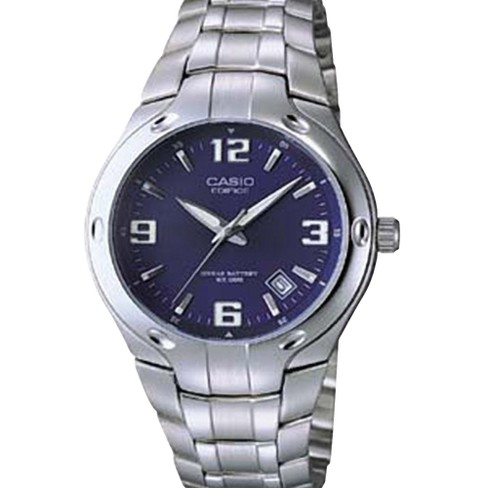 Men's Casio Analog Watch - Silver (EF106D-2AV) - image 1 of 1