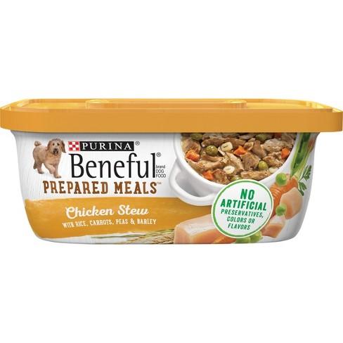Beneful Prepared Meals (Chicken Stew) - Wet Dog Food - 10oz - image 1 of 4