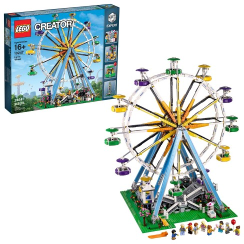 lego creator expert ferris wheel 10247 target