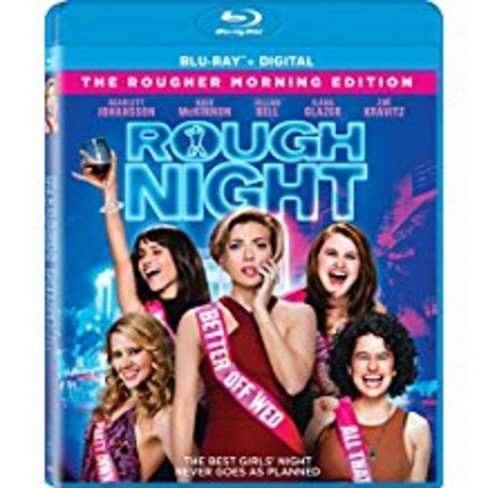Rough Night (Blu-ray + Digital) - image 1 of 1