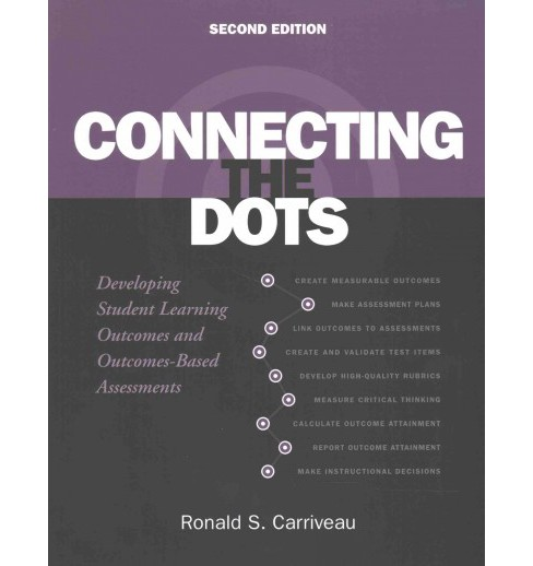 Connecting the Dots : Developing Student Learning Outcomes and Outcomes-Based Assessments (Paperback) - image 1 of 1