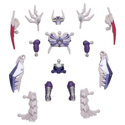 Power Rangers – Mixx N Morph Samurai Claw OctoZord - image 1 of 4