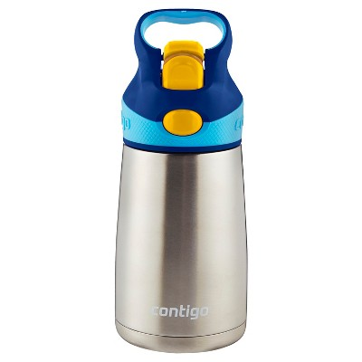 Contigo AUTOSPOUT® Straw 10oz Striker Chill Water Bottle - Airforce Blue