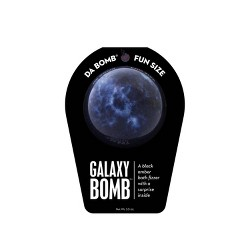 Da Bomb Bath Fizzers Galaxy Bath Bomb - 3.5oz