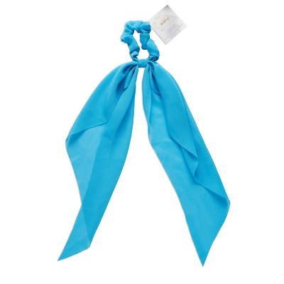 scunci Collection Scarf Scrunchie - Blue