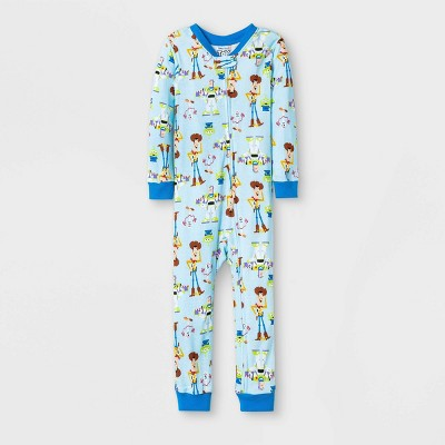 Toddler Boys' Toy Story Union Suit - Blue