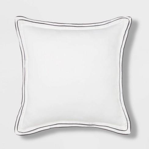 Sig Hotel Border Frame Euro Dec Pillow Threshold Signature Target