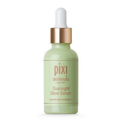 Pixi® Skintreats Overnight Glow Serum Concentrated Exfoliating Gel   1.01oz by Pixi
