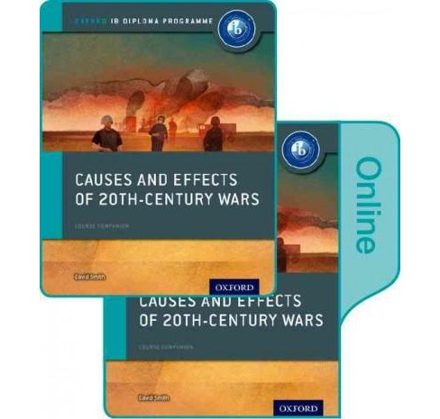 Causes and Effects of 20th-Century Wars (Paperback) (David M. Smith) - image 1 of 1