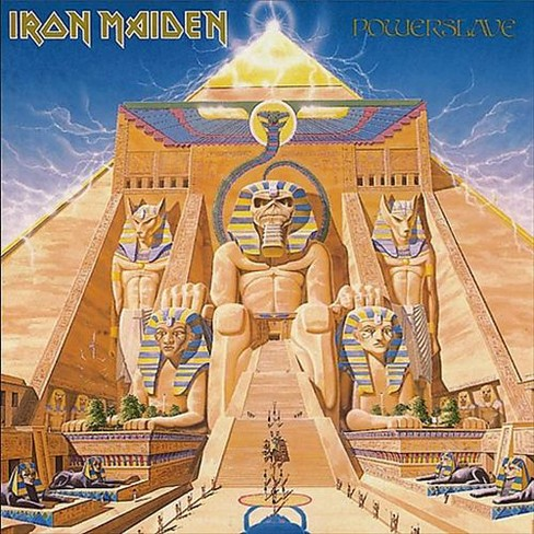 Iron maiden - Powerslave (CD) - image 1 of 1