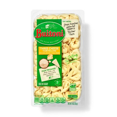 Buitoni All Natural Three Cheese Tortellini - 9oz