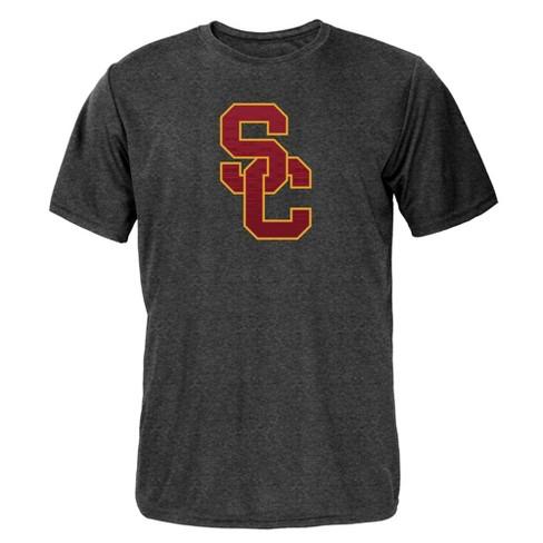 NCAA Men's Poly T-Shirt USC Trojans - image 1 of 1
