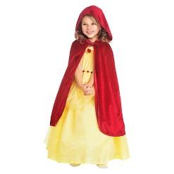 Little Adventures Girls' Cloak - Red L/XL, Size: Large/XL