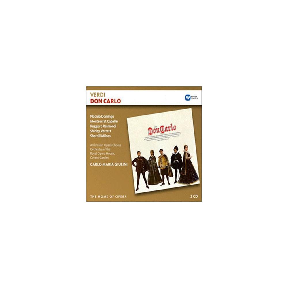Carlo Maria Giulini - Verdi:Don Carlo (CD)