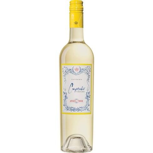 Cupcake Angel Food White Blend Wine - 750ml Bottle - image 1 of 1