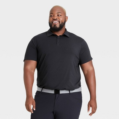 Men's Big & Tall Supima Cotton Polo Shirt - All in Motion™