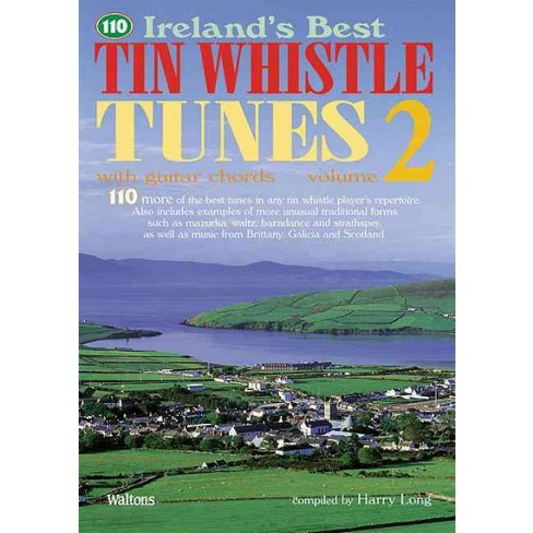 110 Ireland\'s Best Tin Whistle Tunes : With Guitar Chords - Book 2 ...