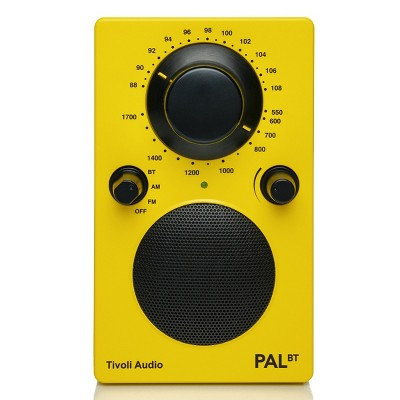Tivoli Audio PAL BT AM/FM/Bluetooth Portable Radio