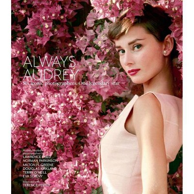 Always Audrey - by  Iconic Images (Hardcover)