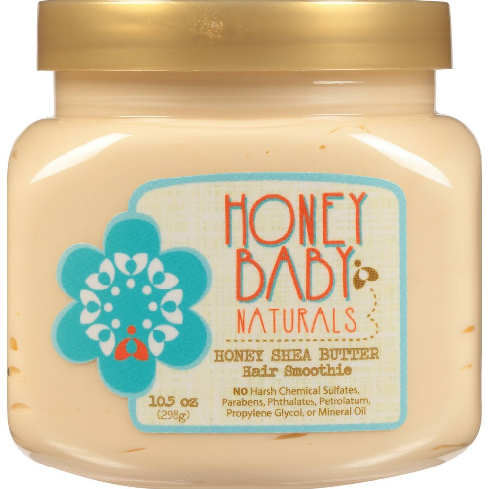 Image of Honey Baby Naturals Honey Shea Butter Hair Smoothie - 10.5oz