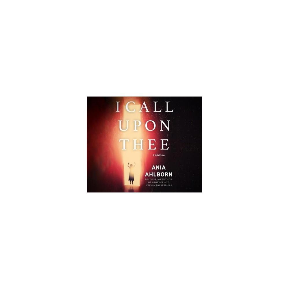 I Call upon Thee (MP3-CD) (Ania Ahlborn)
