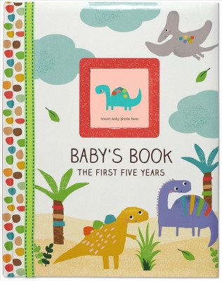 Baby's Book : The First Five Years (Hardcover)
