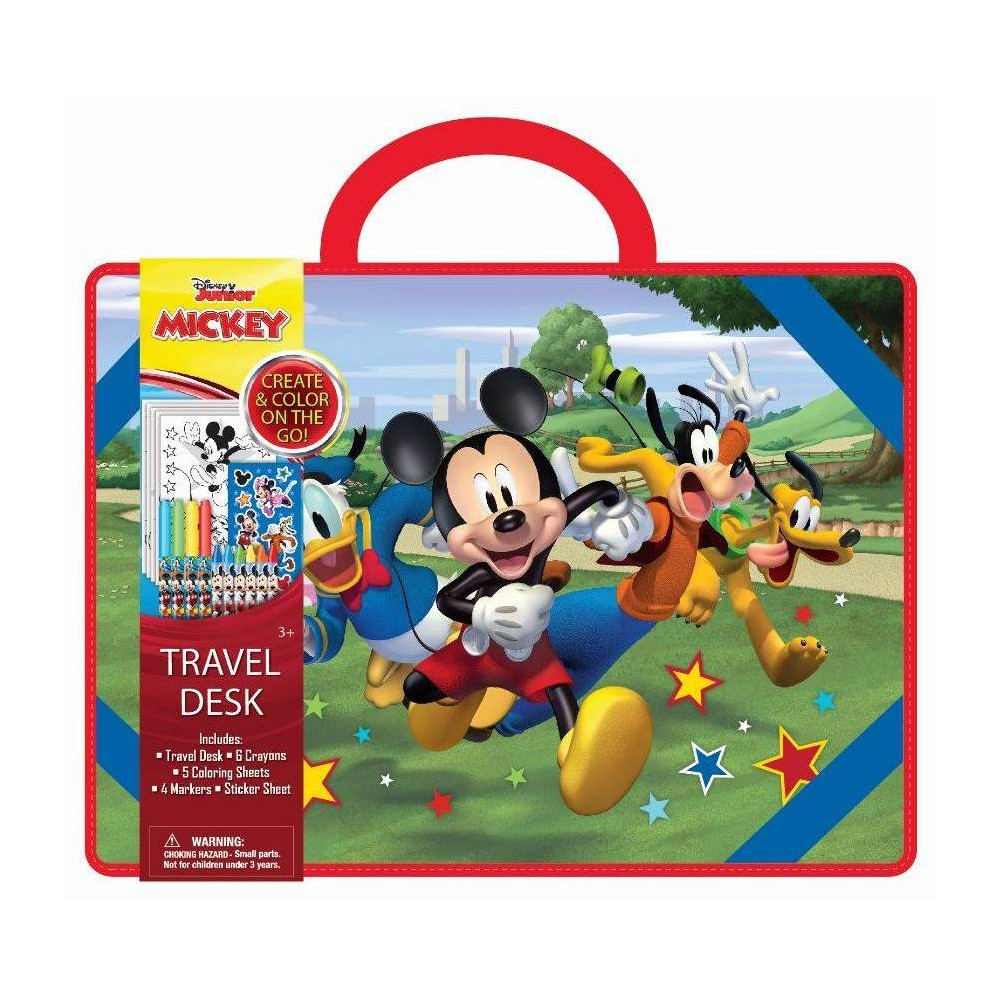 Image of Disney Minnie Travel Desk