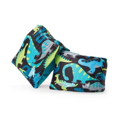Speedo Boys' Fabric Inflatable Swim Armbands
