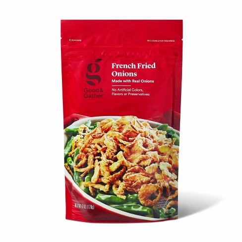 French Fried Onions - 6oz - Good & Gather™ - image 1 of 3