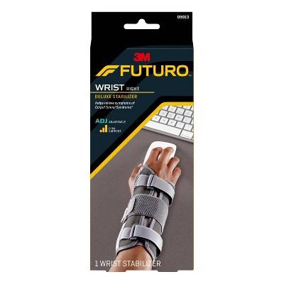 FUTURO Deluxe Wrist Stabilizer Helps Relieve Carpal Tunnel Symptoms