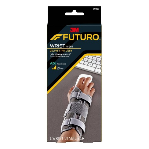 FUTURO Deluxe Wrist Stabilizer Helps Relieve Carpal Tunnel Symptoms - image 1 of 3