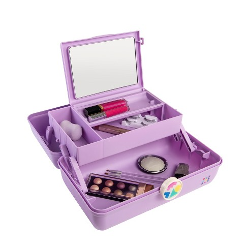 Caboodles Makeup Bags And Organizers OTTG-Solid Lavender   Target 0cafbe92c3ca5