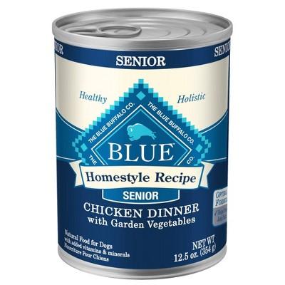 Blue Buffalo Homestyle Dinner Recipe Wet Dog Food - 12.5oz
