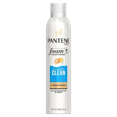 Shampoo & Conditioner: Pantene Pro-V Classic Clean Foam
