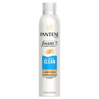 Pantene Pro-V Classic Clean Foam Conditioner - 6oz